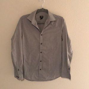 H&M Mens button down shirt